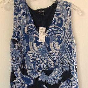 NWT Roz & Ali Maxi Dress